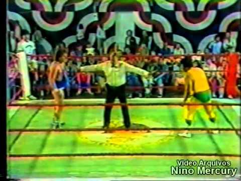 Nino Mercure vs Aquiles