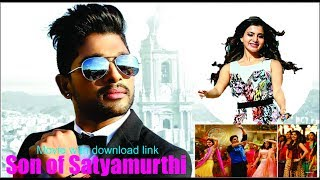 Son of Satyamurthy | Full Hindi Dubbed Movie | with download link!!