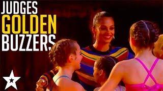 Best GOLDEN BUZZER Moments on Britain's Got Talent Part 3 | Got Talent Global