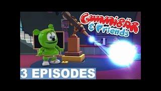 COOL GADGETS Gummy Bear Show Compilation - Gummibär And Friends