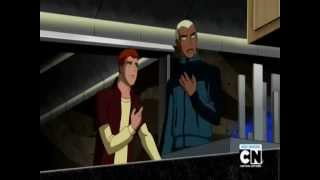 Young Justice: Kid Flash Moments (Season 1) Part 1