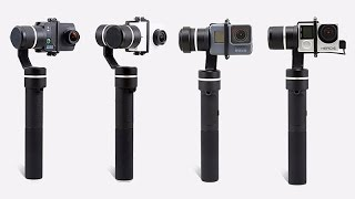 Top 5 Best GOPRO Gimbal Stabilizer For Create  Smooth, Cinematic  GoPro Videos
