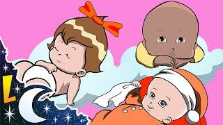 Duérmete mi niño y más  Canciones de Cuna para Dormir Bebés - Música para Dormir y Relajar