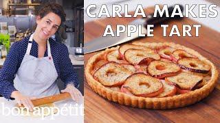 Carla Makes an Apple Tart | From the Test Kitchen | Bon Appétit