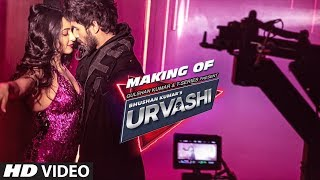 Making Of Urvashi Video | Shahid Kapoor | Kiara Advani | Yo Yo Honey Singh | DirectorGifty