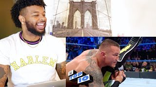 WWE Top 10 SmackDown Live moments: February 12, 2019 | Reaction