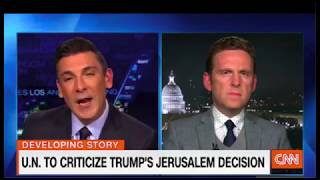 FDD CEO Mark Dubowitz discusses the UN vote to annul Jerusalem embassy move on CNN International