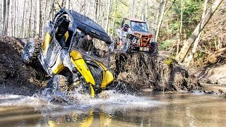 Stunningly Scenic SXS + ATV Trail Ride in Ontario - Yours to Discover - Polaris + Can-Am Off-Road