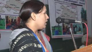 FARF 2016 Bhadohi Ms  Sapna DubeyAachari AboutFARF