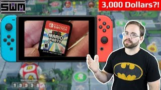 Super Mario Party Leaked And Is Being Sold For Thousands of Dollars | News Wave Extra