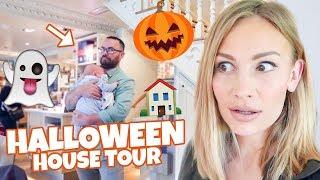 HALLOWEEN HOUSE TOUR!