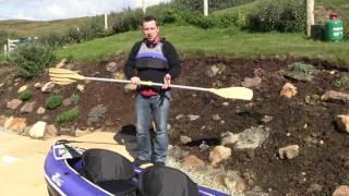 Inflatable Canoe: Z-Pro Tango