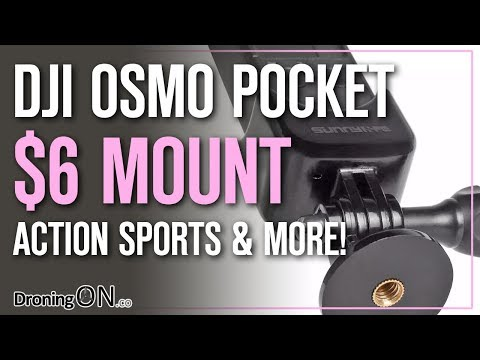 Xxx Mp4 DJI Osmo Pocket 6 Tripod Amp GoPro Mount SunnyLife Review 3gp Sex