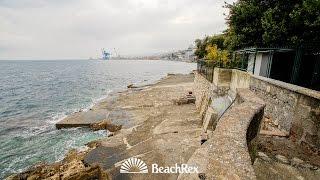 beach Balavica, Rijeka, Croatia