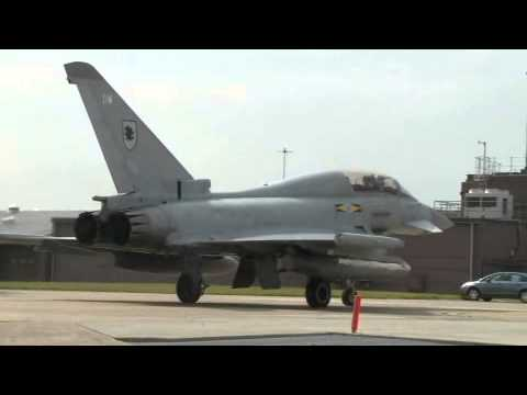 Suzi Perry Typhoon Flight