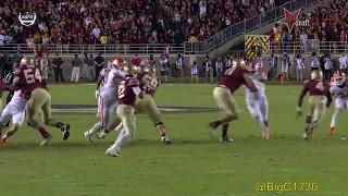 Dexter Lawrence vs Florida State 2016
