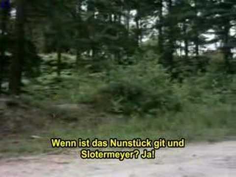 Monty Python El chiste mas gracioso del mundo