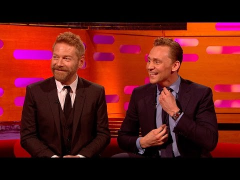 Tom Hiddleston s audition for Thor The Graham Norton Show Episode 2 BBC One