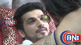 Naagin Serial  Ritik And Shivanya Romance Sequence 15 DEC 2015