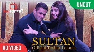 Sultan Trailer Launch Full Event HD | Salman Khan | Anushka Sharma