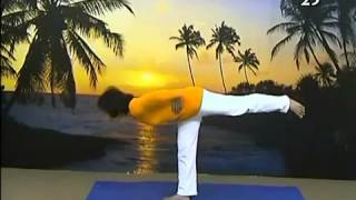 Tư thế cân bằng Thư viện Yoga