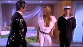 Porn movie Stormy seducing her guard
