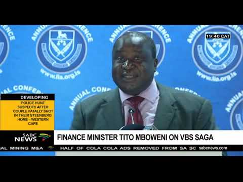 Xxx Mp4 Tito Mboweni Reacts To VBS Scandal 3gp Sex