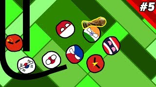 WORLD CUP 2018 MARBLE RACE COUNTRYBALLS EVENT #5