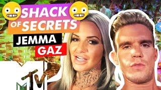 EX ON THE BEACH SEASON 5 | SHACK OF SECRETS - GAZ AND JEMMA LUCY 💋 | MTV