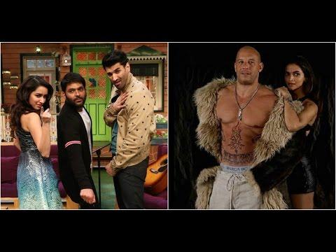Xxx Mp4 Aditya Shraddha Waited 5 Hours For Kapil Deepika Vin Diesel To Promote XXx In Mumbai 3gp Sex
