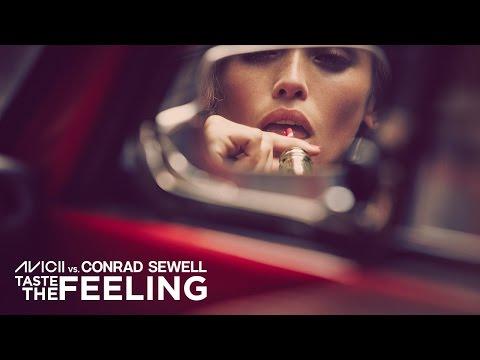 Avicii vs. Conrad Sewell Taste The Feeling