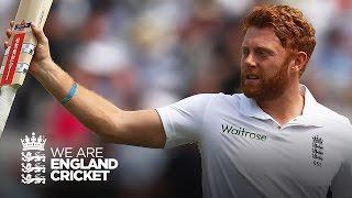 Jonny Bairstow 140 & James Anderson 5-16 - England v Sri Lanka highlights