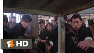 The Legend of Drunken Master (7/12) Movie CLIP - The Axe Gang Battle (1994) HD
