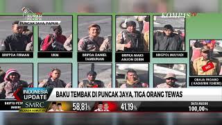 Baku Tembak di Papua, Kepala Distrik & 2 Polisi Tewas