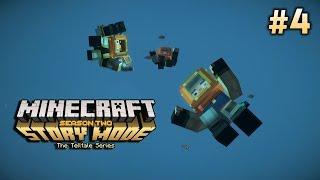 SERAM...! - Minecraft Story Mode Season 2 (Malaysia) // Episod 1 ~ Bahagian #4
