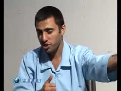 پخش «اعترافات» عبدالمالک ریگی از شبکه پرس تی وی