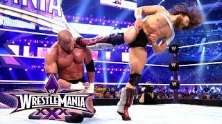 Triple H vs Daniel Bryan | Wrestlemania 30 (Full Match Highlights)