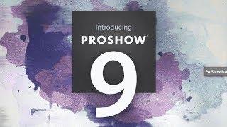 ✿ProShow Producer 9. Новая версия любимой программы!