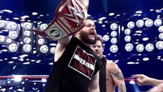 WWE Royal Rumble 2017: Kevin Owens vs. Roman Reigns - Live this Sunday