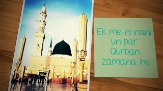 Mangta hun khayr ul wara qawwali by nusrat fateh ali khan