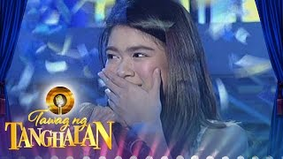 Tawag ng Tanghalan: Mary Gidget Dela Llana is the new defending champion!