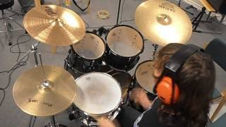 Ram Di Dam - Flashbacks (Drum Cover)