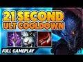 Download Video Download THIS RUNE BROKE RENGAR (SHORTEST COOLDOWN) - BunnyFuFuu Full Gameplay 3GP MP4 FLV