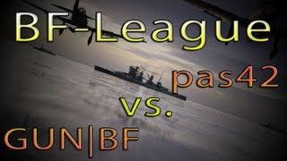 Battlefield 1942 [English] [HD] - BF1942 League - pas42 vs GUN|BF