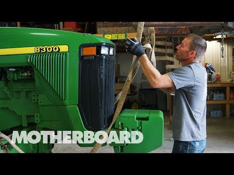 Xxx Mp4 Tractor Hacking The Farmers Breaking Big Tech S Repair Monopoly 3gp Sex
