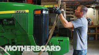Tractor Hacking: The Farmers Breaking Big Tech