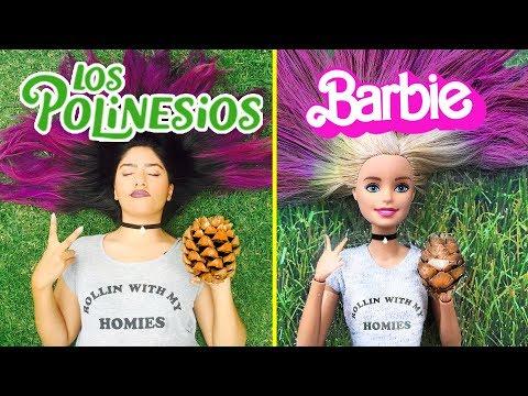 Xxx Mp4 BARBIE Imita Fotos De LOS POLINESIOS Lola Land 💜 3gp Sex