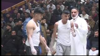 Bini -  Asad Majeed vs  Adil Saghir  -  Keighley Mela 13-12-2015