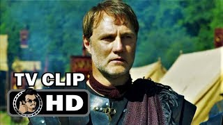 "BRITANNIA Official Clip ""Battlefield"" (HD) David Morrissey Amazon Series"