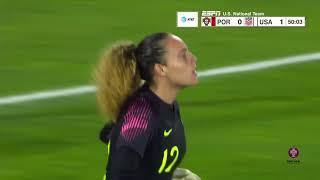 WNT vs. Portugal: Highlights - Nov. 8, 2018